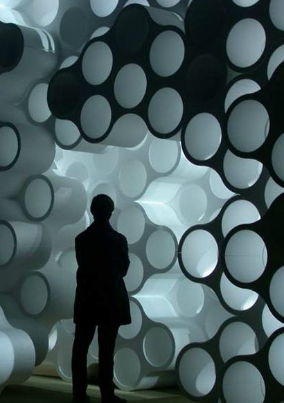 Cloud modules, 2002, Cappellini, Italy – Ronan & Erwan Bouroullec (incredibly gifted designers! their work is amazing: www.bouroullec.com)