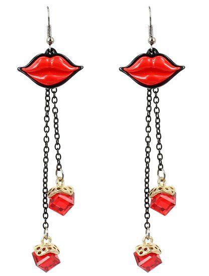 https://www.goedkopesieraden.net/Zwarte-oorbellen-met-rode-lippen-en-glazen-hangers