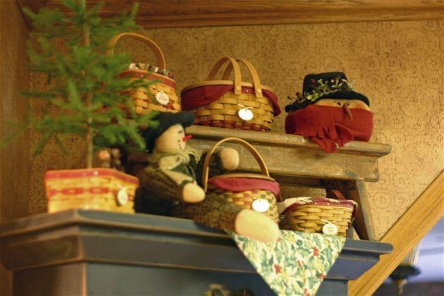 decorating with longaberger | My Longaberger sweet treats ...