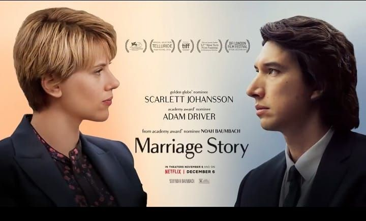 New Poster Banner For Marriage Story With Adam Driver Adamdriver