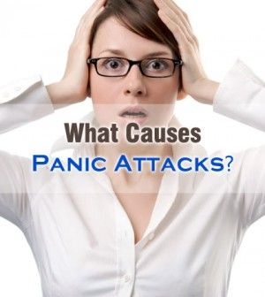 What #Causes #Panic #Attacks In A Person?