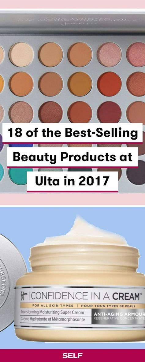 These Ulta must-haves of 2017 are absolutely amazing. From top eyeshadow palettes, to luxe hair products, and nourishing skin care, you can find some of the best makeup and beauty products of the year at Ulta.