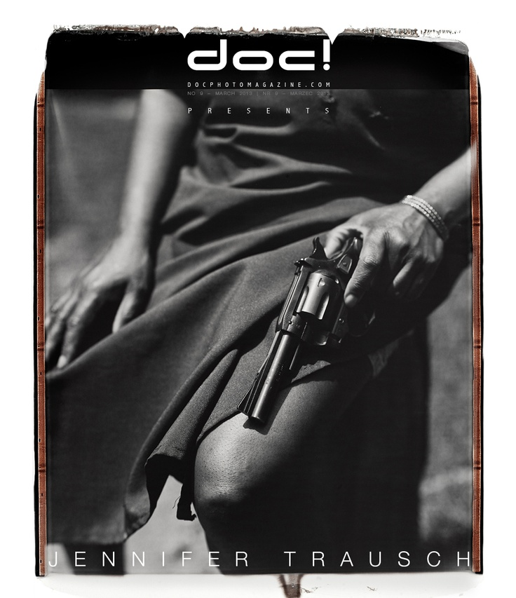 "doc! photo magazine presents: ""Touching Ground"" by Jennifer Trausch, #9, pp. 127-147"