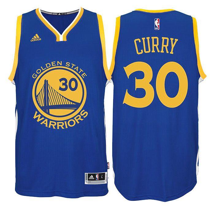 best sneakers 10e37 9685c NBA Stephen Curry #30 Golden State Warriors adidas Swingman ...