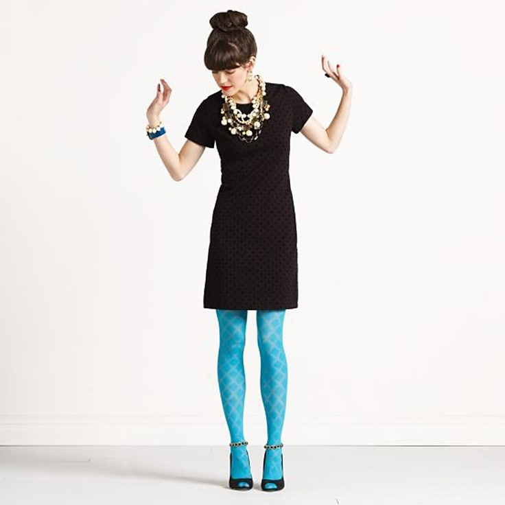 I wanna get some bright colored tights!  Does anyone know where to get them for cheap?