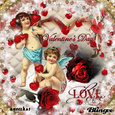 Happy Valentine's my friends!!!