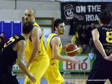 Basket Al Discount Venafro-XL Extralight Montegranaro 54-85