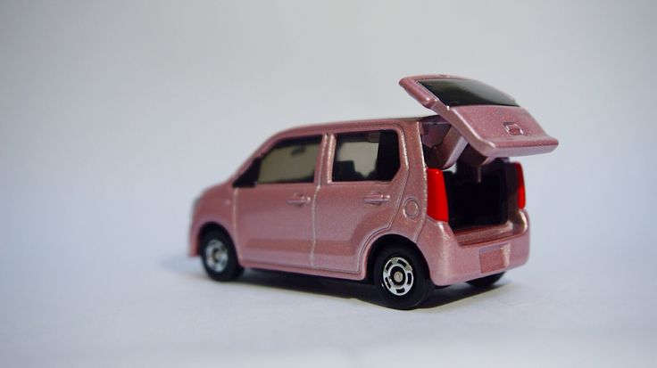 Tomica Suzuki Wagon R
