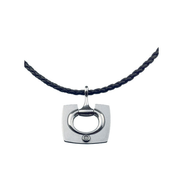 Kalevala Koru / Kalevala Jewelry / THE HORSEMAN PENDANT  Designer: Kirsti Doukas, material: silver