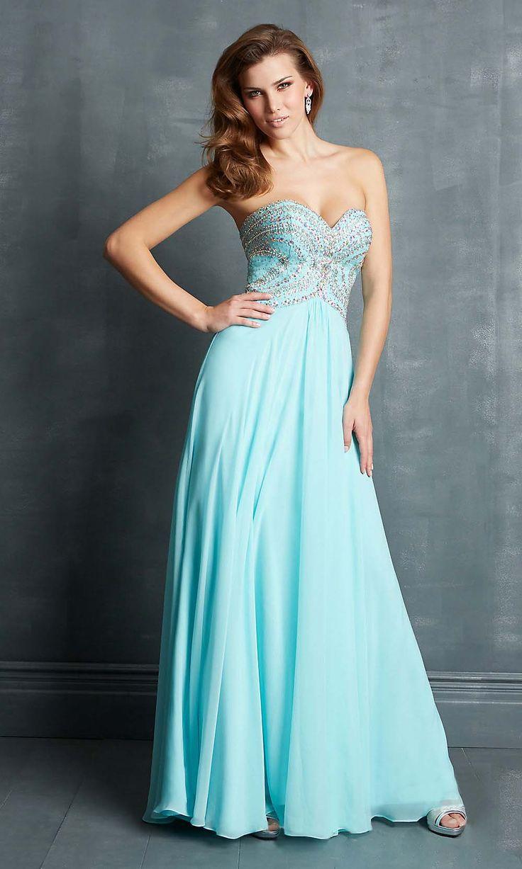 The 25  best Tiffany blue prom dresses ideas on Pinterest ...