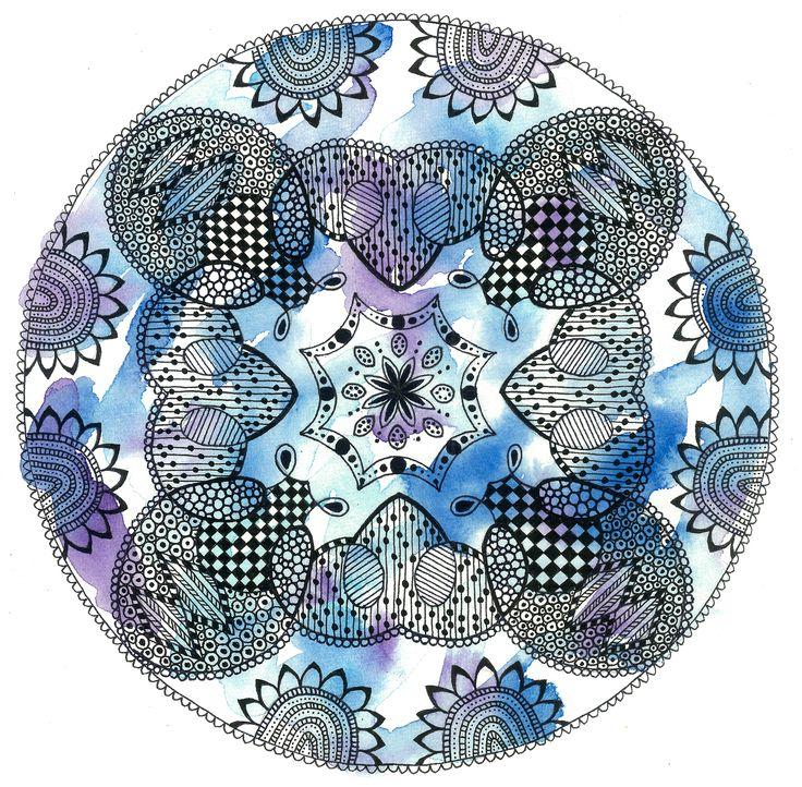 Mandala - Wine & Untangle