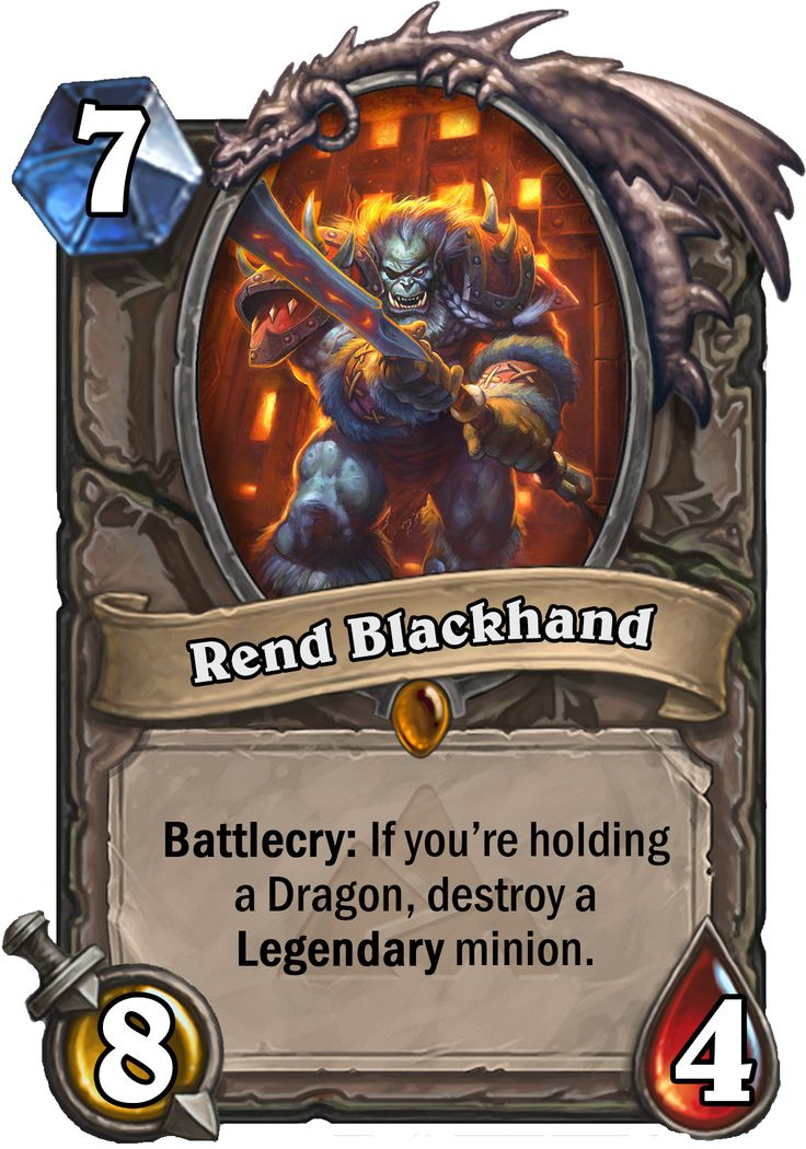 "New ""Blackrock"" Card"