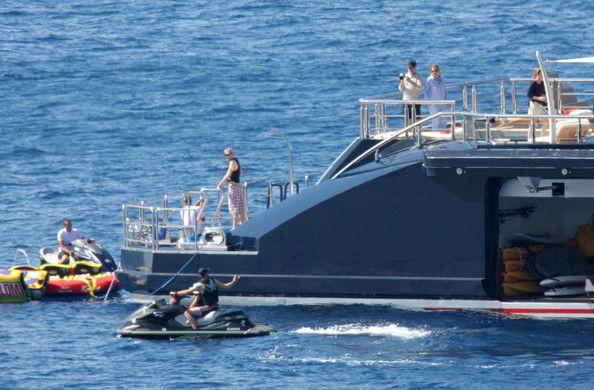 essay about steven spielberg yacht