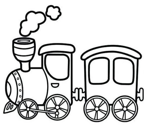 9 Free Steam Trains Coloring Pages Printable Train Coloring Pages Train Cartoon Coloring Pages