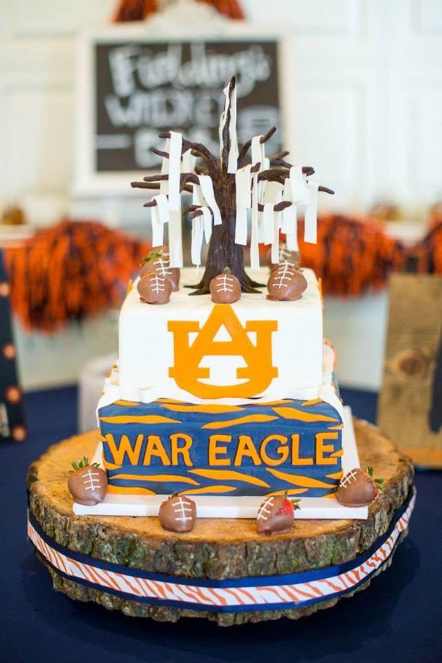 17 Best Images About Auburn Cakes On Pinterest Alabama