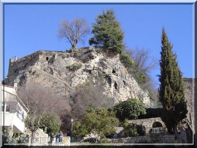 Chateau De Barjols Sillans La Cascade Les Cascades Et Ruines