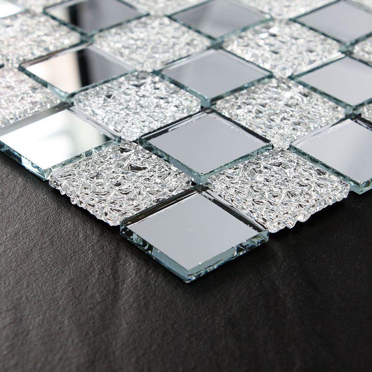 Bathroom Glass Tile Backsplash 133 best bling backsplash images on pinterest | kitchen backsplash