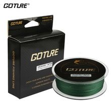 Goture 500M/547yds PE Braided Fishing Line 4 Strand Multifilament Lines Carp Fishing Rope 8LB -80LB For Freshwater/Saltwater  $US $9.99 & FREE Shipping //   http://fishinglobby.com/goture-500m547yds-pe-braided-fishing-line-4-strand-multifilament-lines-carp-fishing-rope-8lb-80lb-for-freshwatersaltwater/    #braidedfishinglines