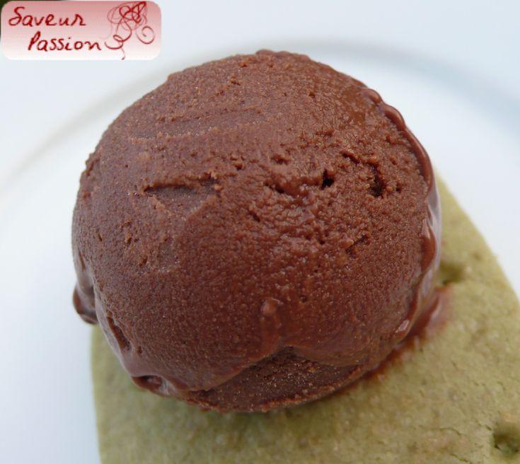 Glace au chocolat (sans lait de vache) - SAVEUR PASSION