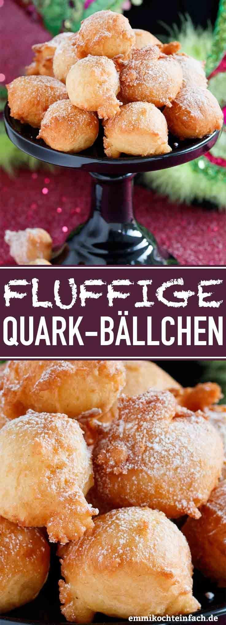 Fluffy Carnival Quarkballs of Aunt Maria   – Blogger Summer Vibes