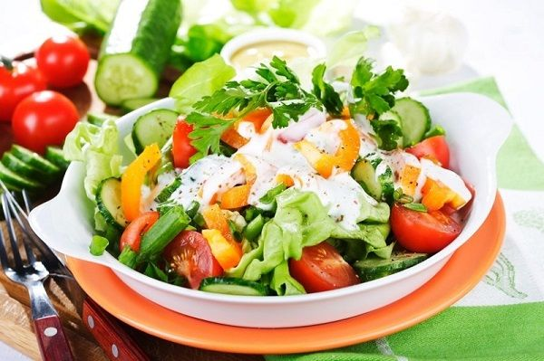 Vegetable Salad Recipes for Diet Program