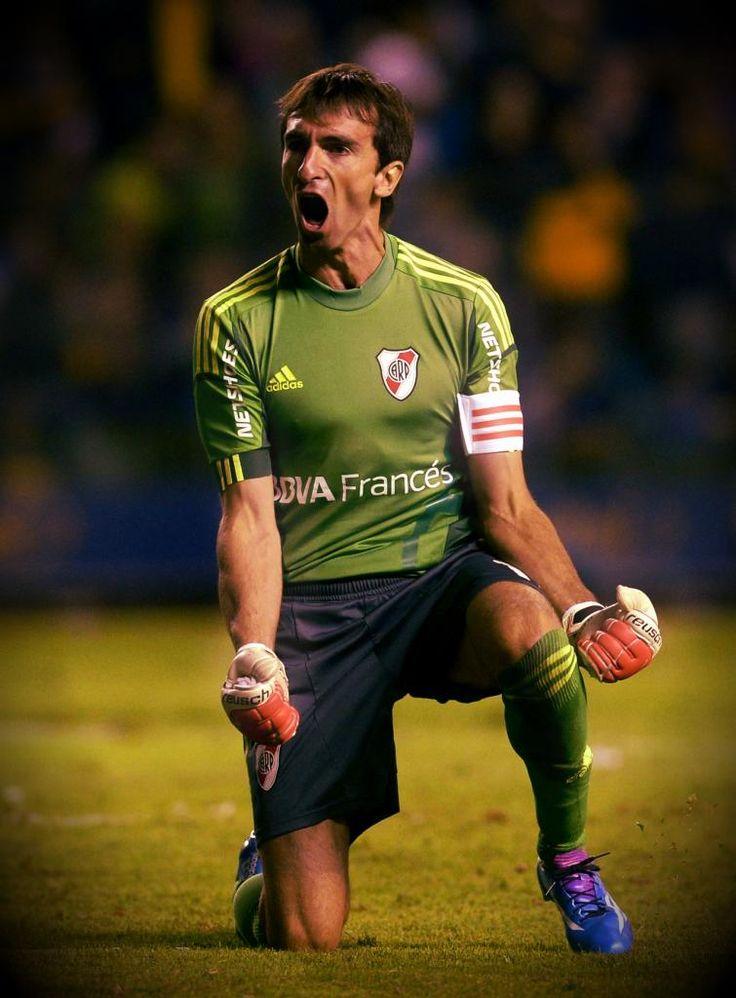 Barovero. River Plate. #Trapito