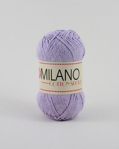 Milano Cotton Sport 24 - Lilac