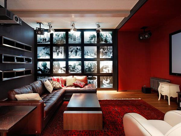 The 25+ Best Small Media Rooms Ideas On Pinterest | Movie Couch, Movie Rooms  And Home Theater Part 72