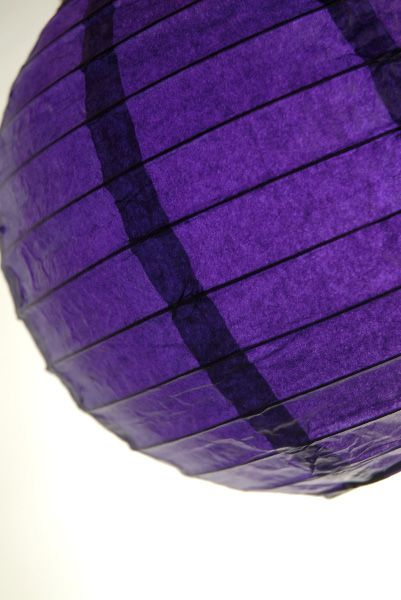 "8"" purple lanterns (10 for $11)"