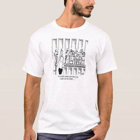 Law Cartoon 1913 T-Shirt - tap to personalize and get yours