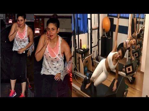 Kareena Kapoor Workout Video |  Malaika Arora | Bollywood Celebs At Gym | Meenu's Gossip Corner  Video  Description Kareena Kapoor Workout Video with Malaika Arora. Check out Bollywood Celebs At Gym. Celebrity updates on Meenu's Gossip Corner. Stay tuned to Meenu's Gossip... - #Exercice https://virtualfitness.be/exercice/exercice-du-sport-en-videos-kareena-kapoor-workout-video-malaika-arora-bollywood-celebs-at-gym-meenus-gossip-corner/