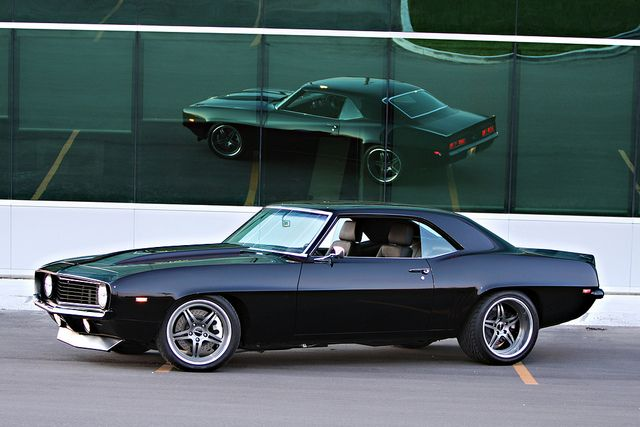 '69 Camaro/ One of my many dream cars!!