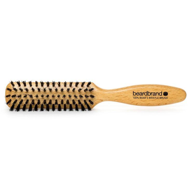 • Beardbrand Boar's Hair Brush •