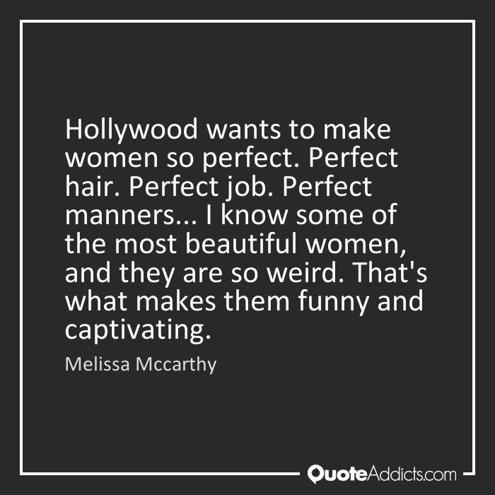 Quotes Melissa McCarthy
