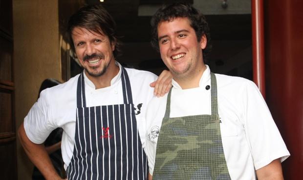 La nueva carta del restaurante Rafael en Bogotá. www.palabradechef.com.co