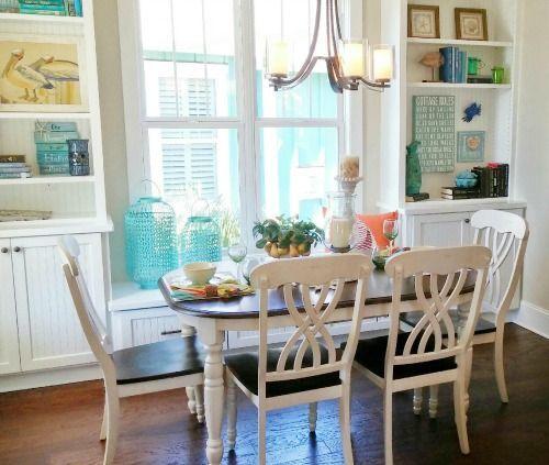 128 best Coastal Kitchens & Dining Rooms images on Pinterest ...