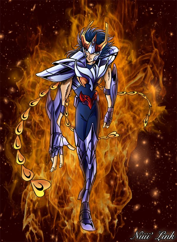 Ikki Chevalier Phoenix V3 by ~Niiii-Link on deviantART
