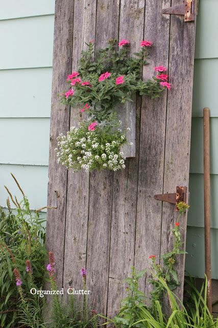 Best 25+ Rustic Garden Decor Ideas On Pinterest