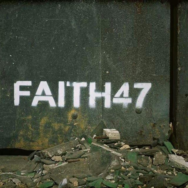 Joburg street art, faith47