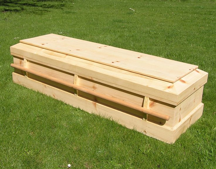 wooden casket | Earth Friendly Caskets, Cremation Urns and Shrouds