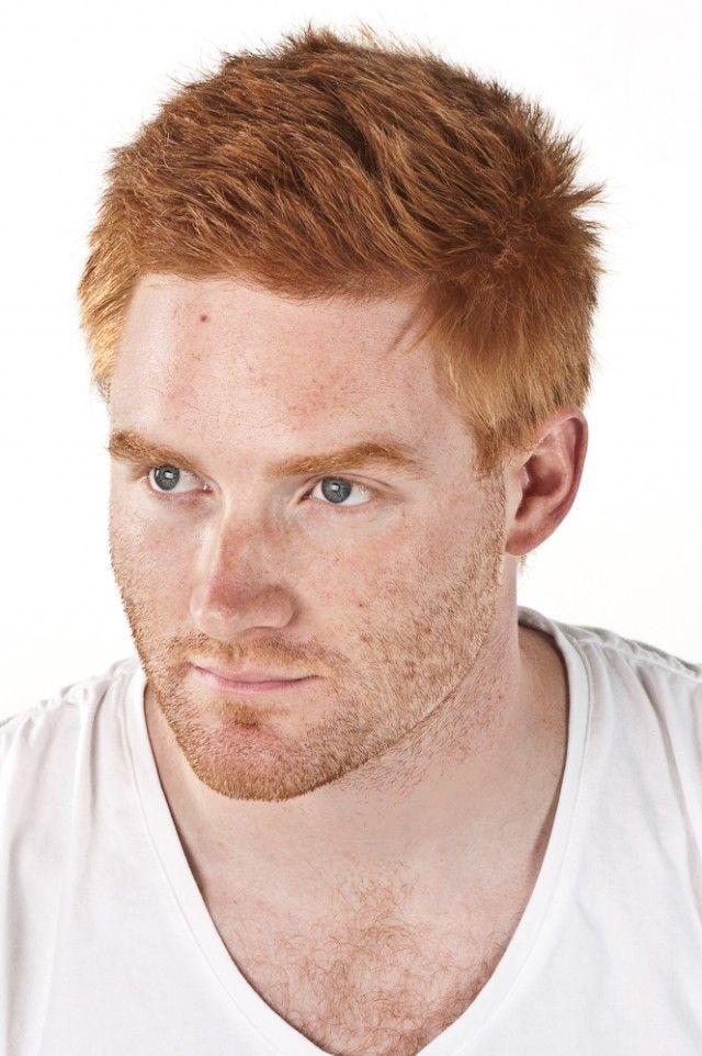 #ginger #men Red Head