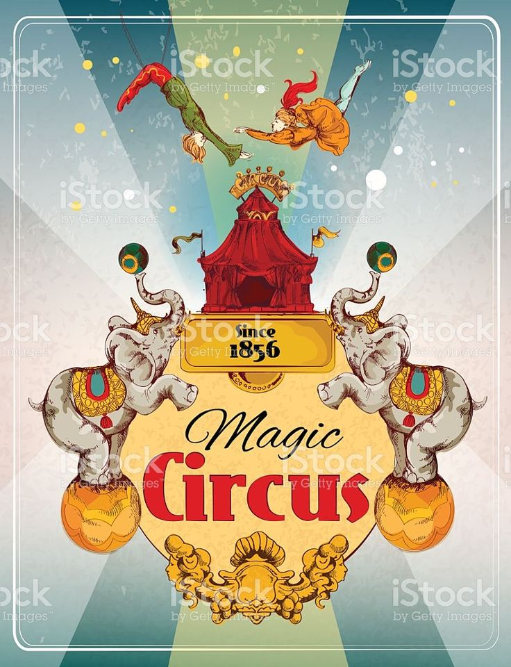 14 best circus poster images on pinterest circus poster for Circus posters free