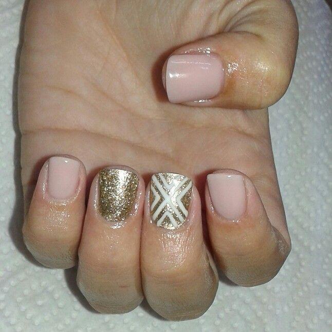 Natural gold bling