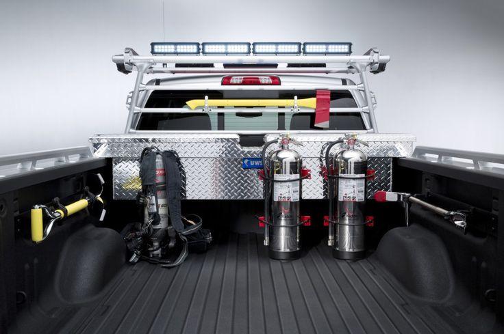 Chevrolet Silverado Z71 Volunteer Firefighter concept