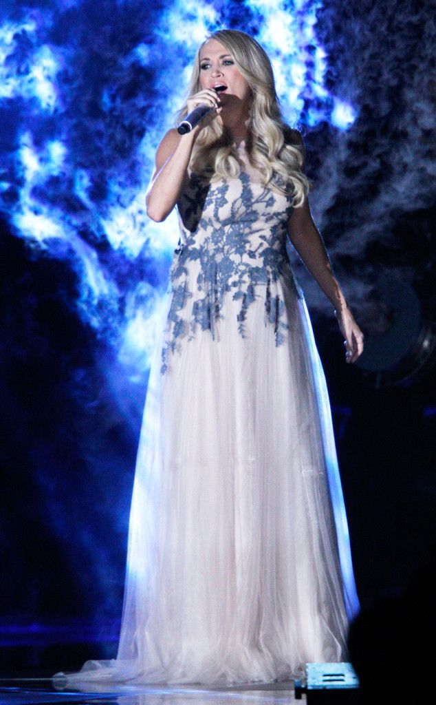 """Carrie Underwood Debuts """"Something in the Water"""" Music Video at 2014 CMA Awards—Watch Now!  Carrie Underwood, CMA"""