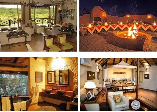 Lukimbi interiors, Kruger National Park, http://www.pridelodges.com/index.php/game-lodges/classic/lukimbi/