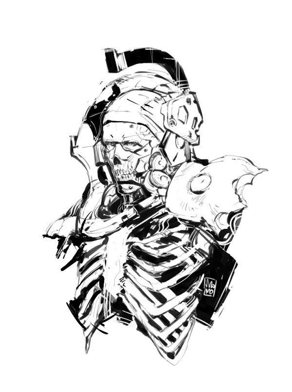 Kojima Productions Mascot Fan Art