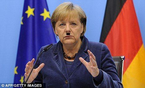 European Unity – Hail Ze Germans