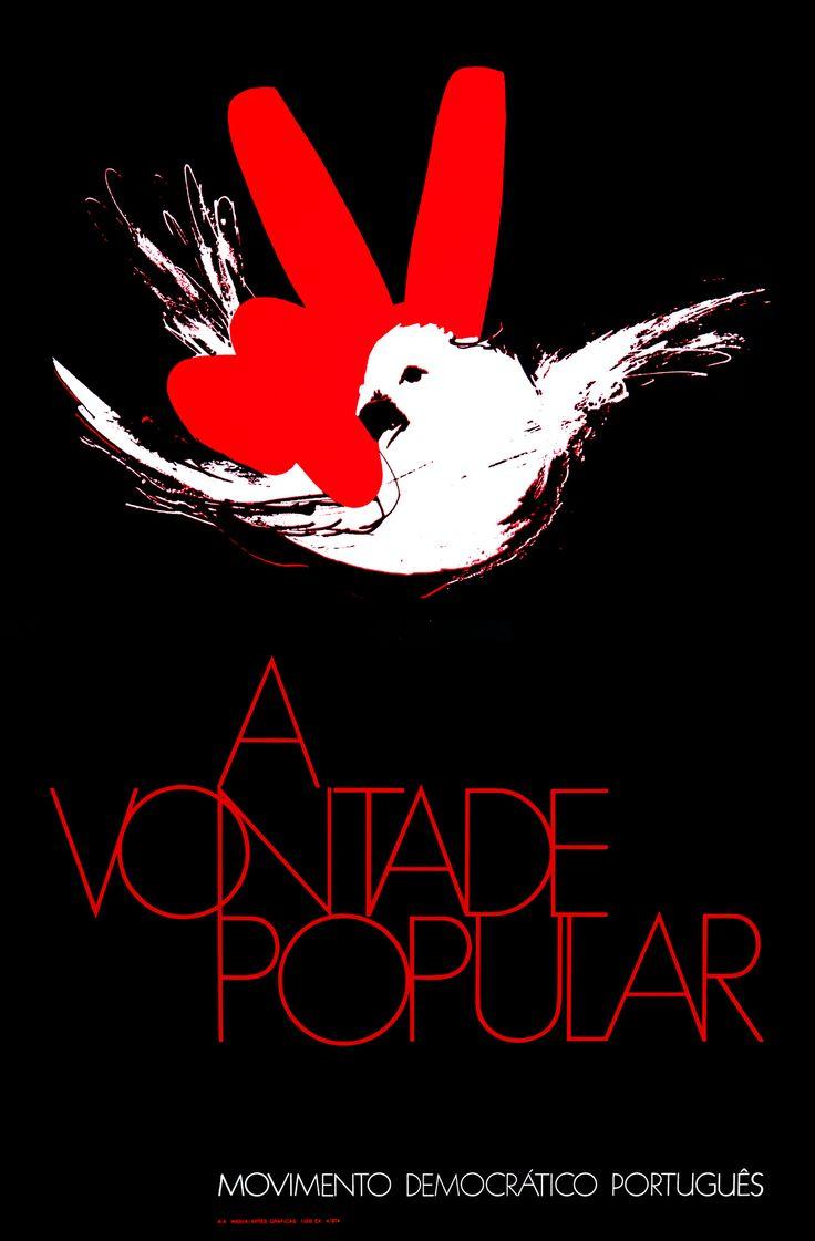 A Vontade Popular, 1974, Armando Alves para o MDP