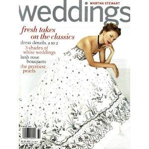 Martha Stewart Weddings 2006/2007 Winter Issue (Single Issue Magazine)  http://balanceddiet.me.uk/lushstuff.php?p=1580604501  1580604501
